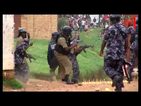 Age Limit Protests Turn Bloody in Rukungiri