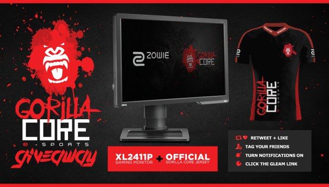 ZOWIE BenQ 144Hz eSports Monitor Giveaway