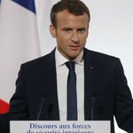 Macron sets out counter-terror programme for next five years
