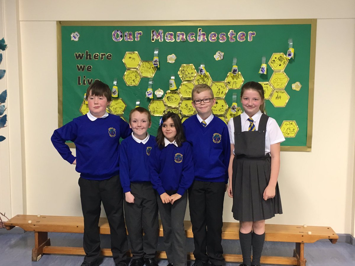 #Knowsley #Lane pupils visited one of our sister schools in Manchester today! #vantage https://t.co/XQvEALT1nc