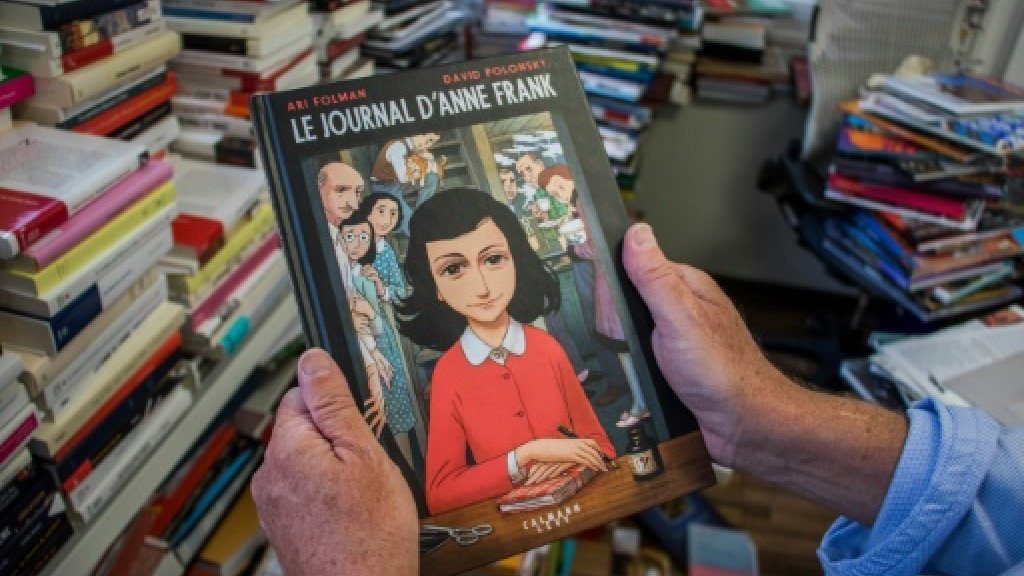 'Anne Frank' costume pulled from US Halloween sale
