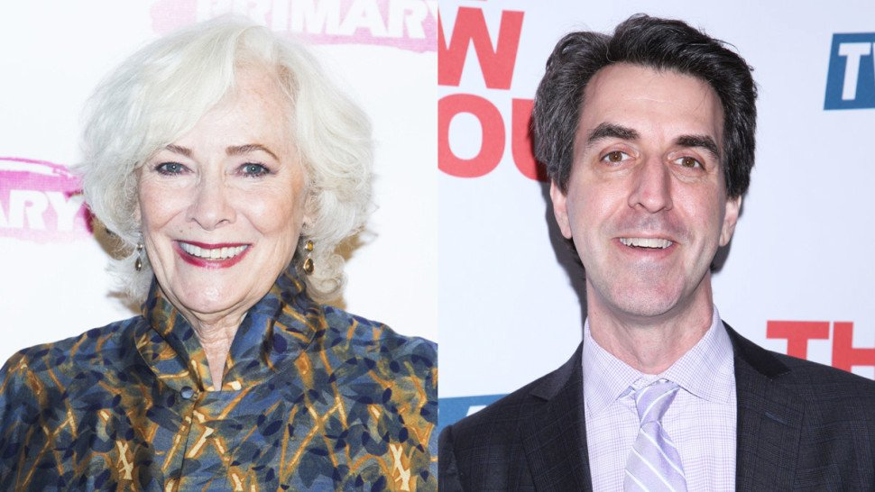 .@MrJasonRBrown says @BettyBuckley's version of his 'Hope' did the 'virtually impossible' https://t.co/n0CyolOxh0 https://t.co/JQe3CY7J57