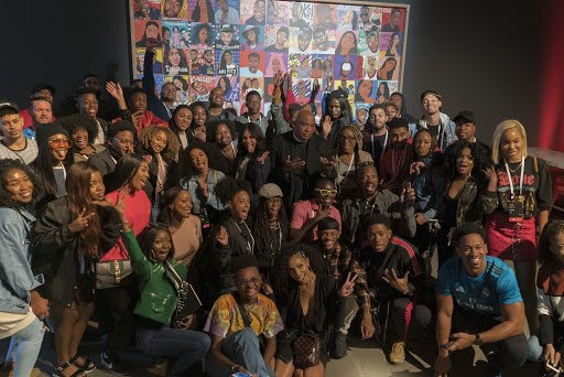 RT @YTCreators: Things that aren't tricky ... A #YouTubeBlack group shot with @RevRunWisdom 📸 https://t.co/rGRszJobRT