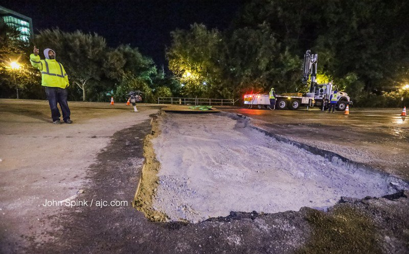 UPDATE: Buford Highway open after emergency repairs