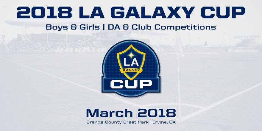 #NEWS: LA Galaxy to host Inaugural International Youth Tournament in Southern California: https://t.co/GhQpkSTsl1 https://t.co/oguyH0BSmg