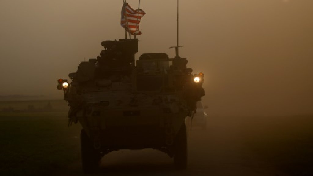 After Raqa, what's next for the US military in Syria