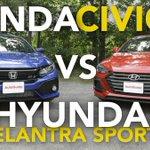 2018 Honda Civic Si vs Hyundai Elantra Sport Comparison - Dauer: 6 Minuten, 53 Sekunden