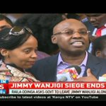 Jimmi Wanjigi aleges persecution for supporting Raila