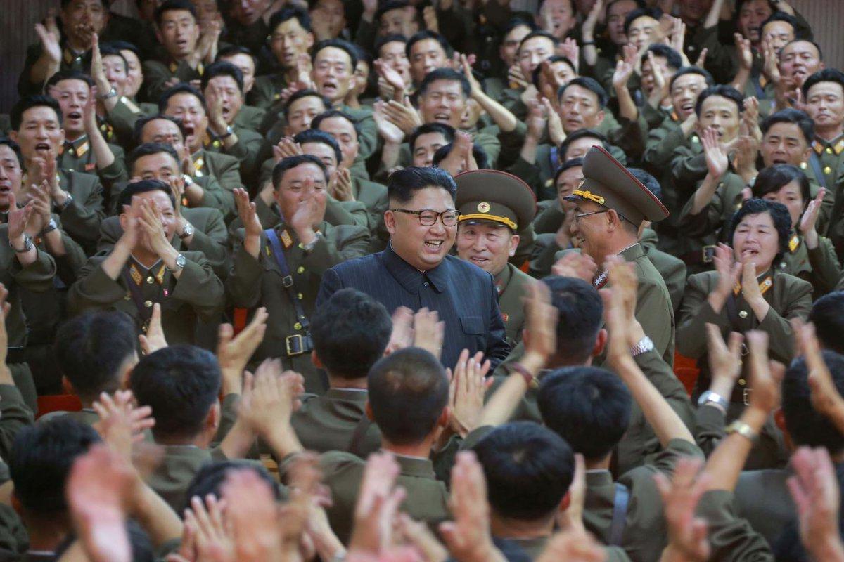 North Korea's Kim Jong Un has never been more focused on military activities