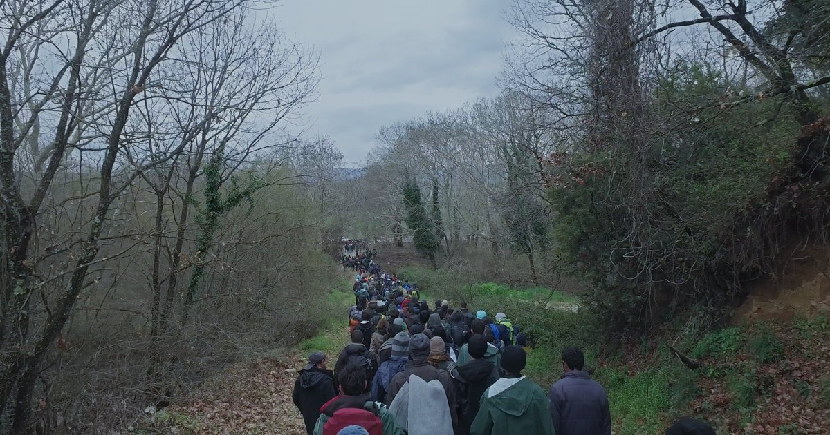 In beautiful documentary 'Human Flow,' artist Ai Weiwei shows humanity of refugee crisis