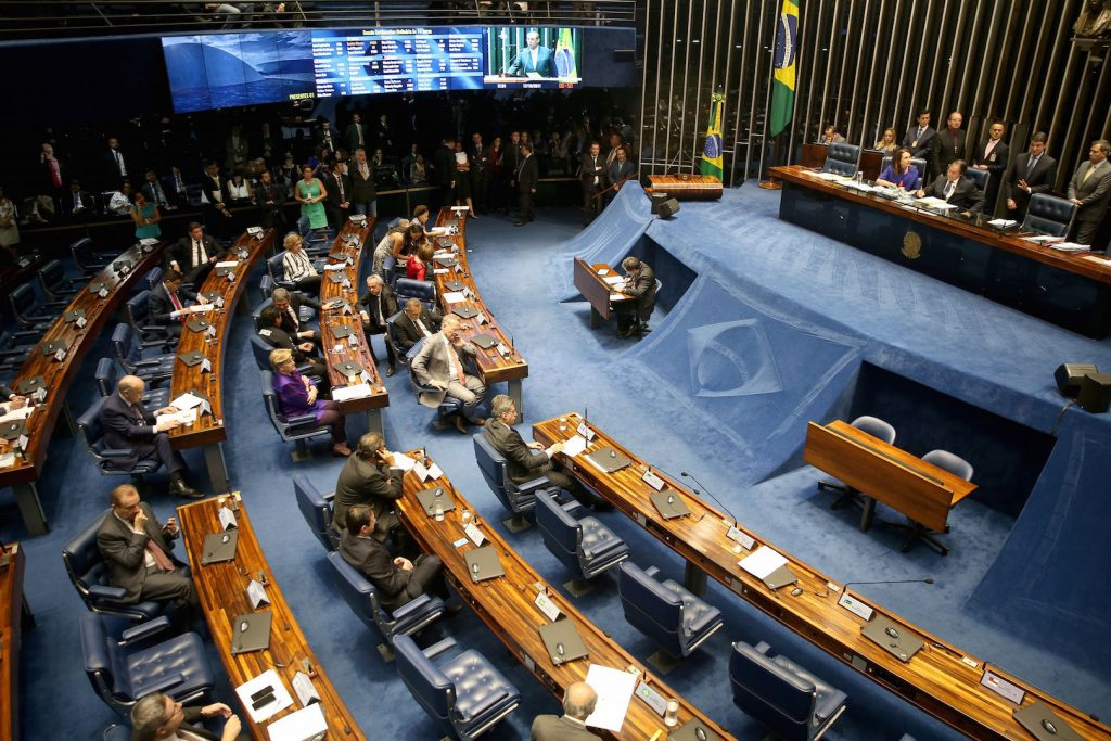 Brazil's Senate Revokes Court Decision, Reinstates Aecio Neves