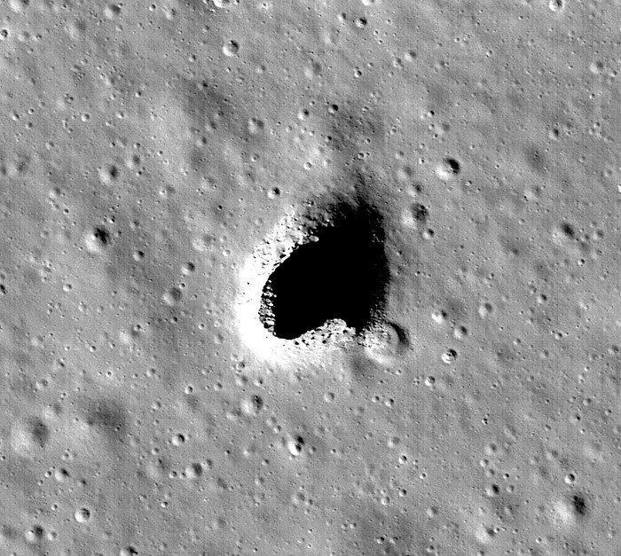 Researchers say they may have found the perfect spot for a space base on the moon