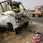 Seven dead, seven injured in road accident in Mansa's Bhikhi tehsil
