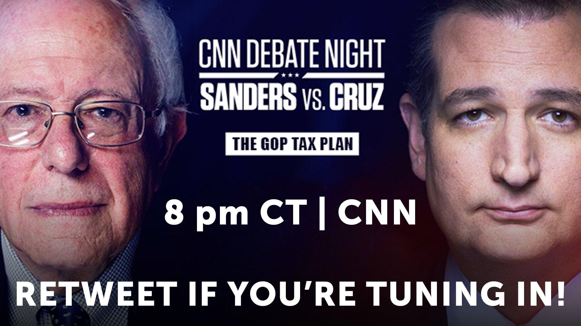 90 minutes... #TXSen #CruzCrew https://t.co/mkfMWjUlXe