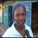 A middle aged woman found dead in a pool of blood, Samburu