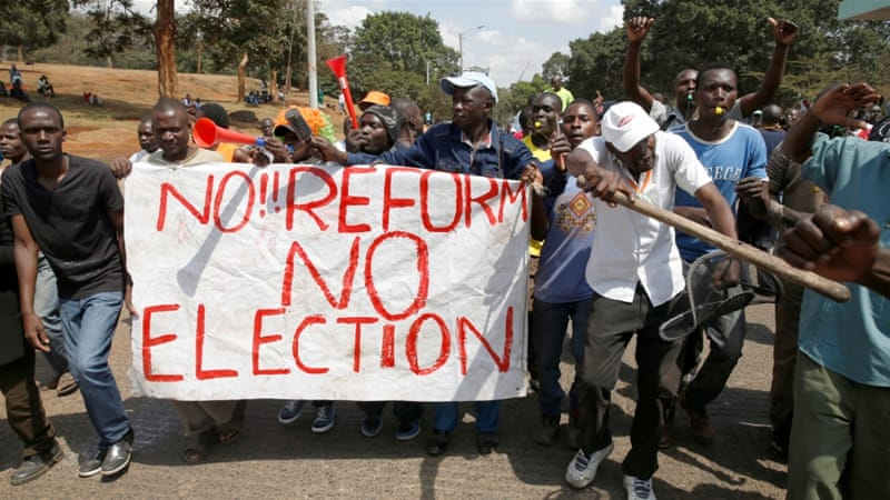All you need to know about Kenya's convoluted election