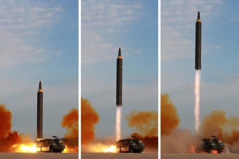 EU leaders to call for end to North Korea's weapons program: draft