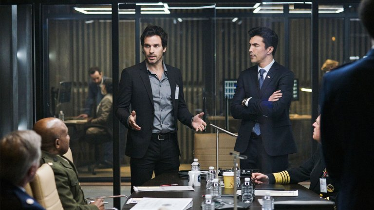 Summer drama Salvation renewed for season 2 at CBS