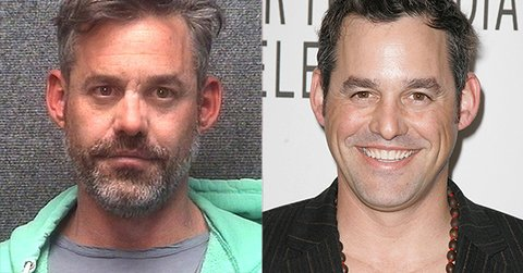 Buffy The Vampire Slayer's Nicholas Brendon has been arrested for domestic violence: