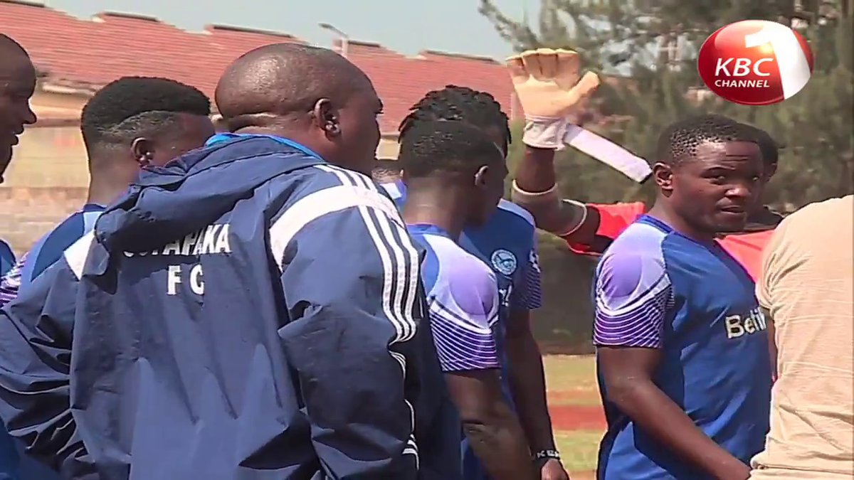 Sam Ssimbwa of Sofapaka FC is the August coach of the month