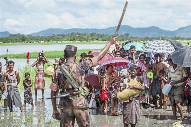 Rohingya man a refugee again after 40 years - ASEAN/East Asia