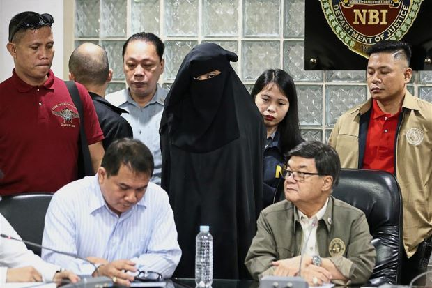 Top female IS recruiter arrested - ASEAN/East Asia