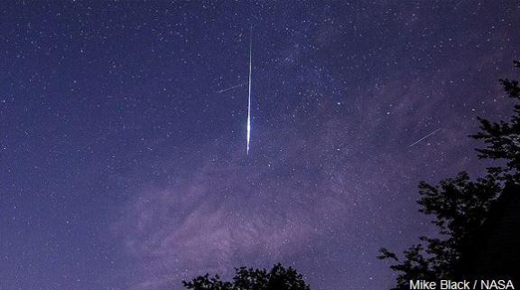 LOOK UP! Orionid meteor shower is this weekend