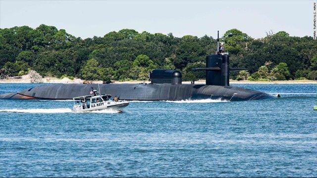 2 US sailors die of apparent drug overdoses in same week at Subm