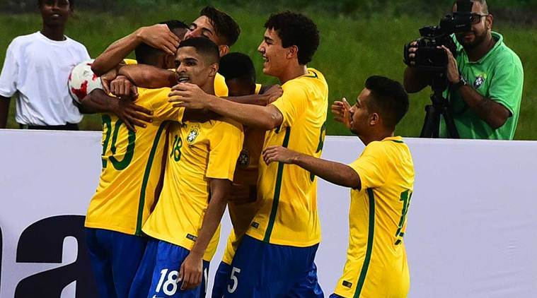 FIFA U-17 World Cup: Brazil drub Honduras 3-0, face Germany inquarterfinals