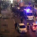 Terror ruled out after 5 killed when car plows into crowd in Ukraine