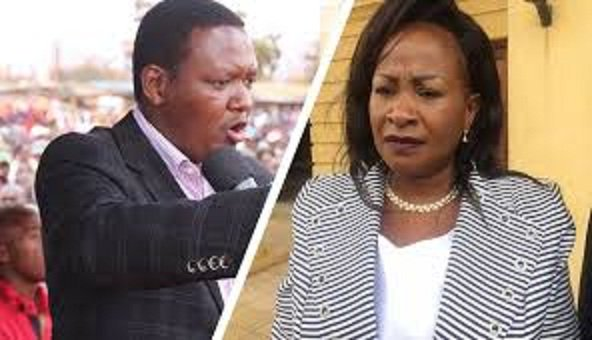 Court to hear election petition challenging Mutua's election