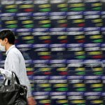 Asia stocks edge up, await China GDP, dollar rises as yields spike