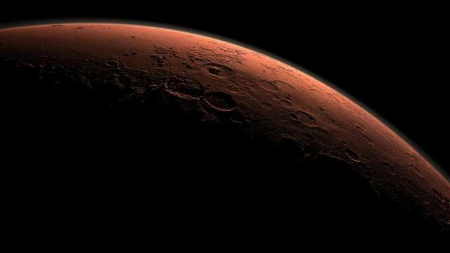 Water once flowed on 'cold and icy' ancient Mars, claims study