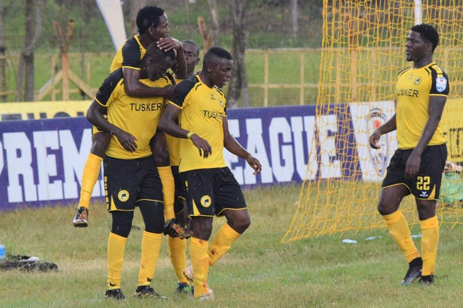 Muchiri stunner shoots Tusker to third