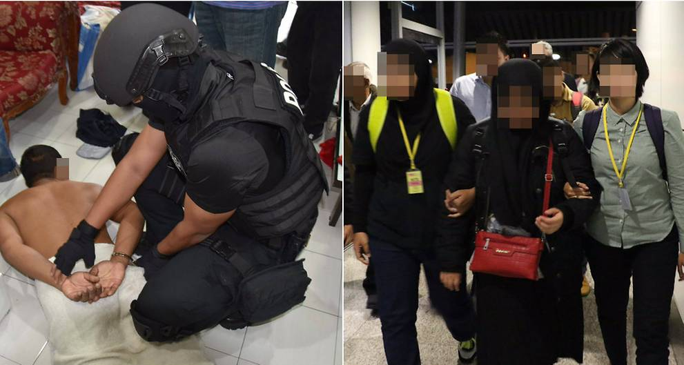Surge in Malaysia's Islamic State-linked arrests; official explains anti-terror strategy