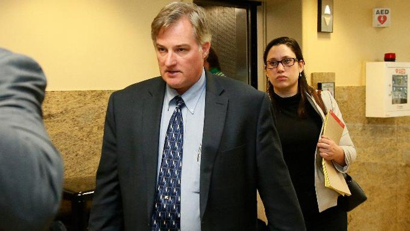 Oklahoma police officer who shot, killed daughter's boyfriend found guilty of manslaughter