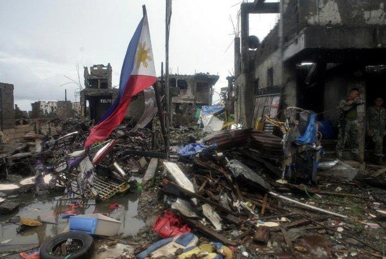 Marawi City destroyed in Philippines' longest urban war