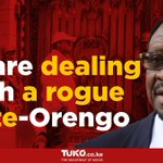 The police disobeyed court order - Orengo