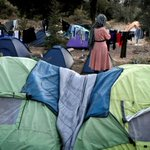 Refugees in 'deadlock' on Greek islands as arrivals surge