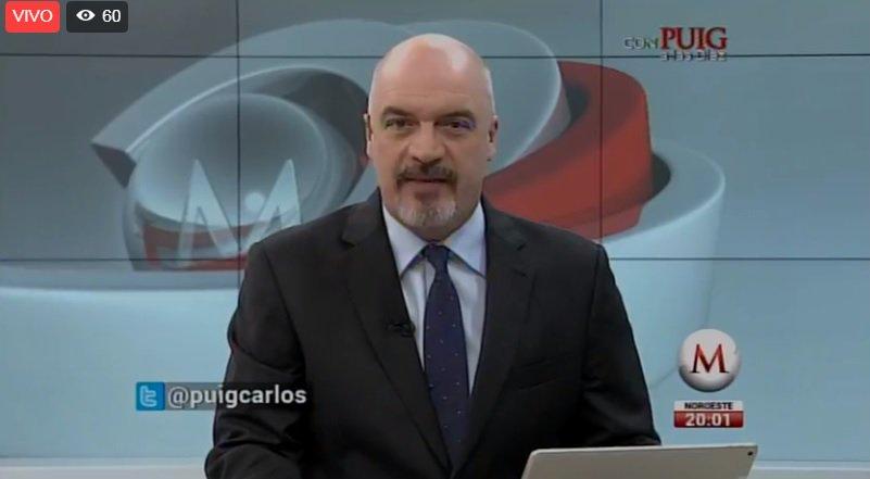 Ahora en @mileniotv | @puigcarlos con la información más relevante del día #ConPuigALasDiez https://t.co/u4eb7VaDki https://t.co/i0RQtQ0JXv