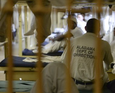 Report says Alabama next to last in prison health care spending