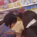Frantic shoppers filmed snapping up scarce baby formula at Coles store