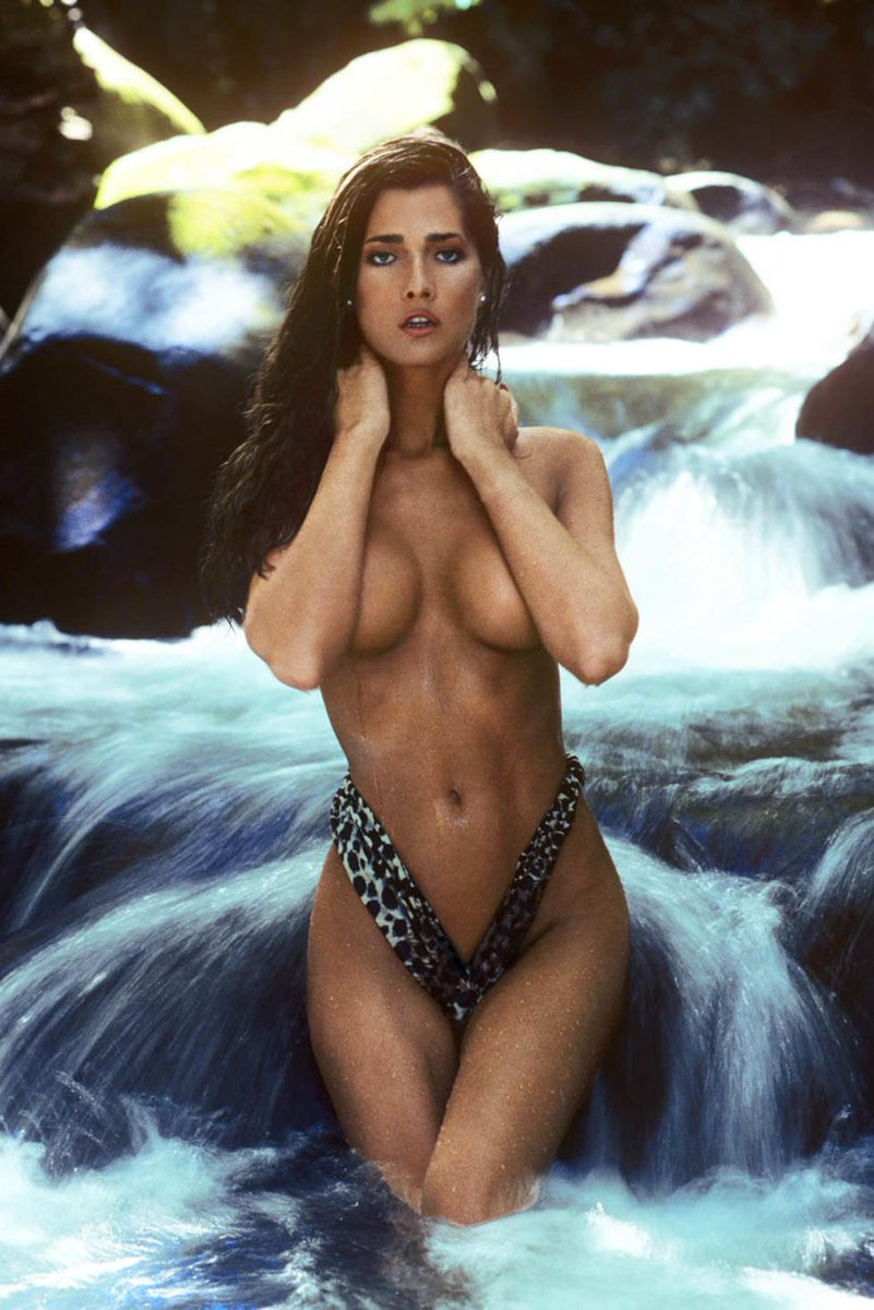 The first transgender woman to pose for Playboy was Tula in September 1991. Xpl65HZaEU