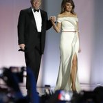 Melania Trump to donate inaugural ball gown to Smithsonian's First Ladies' Collection