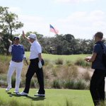 Shinzo Abe and Donald Trump to play golf during latter's Japan visit in Nov
