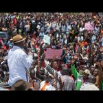 NASA WARNS UHURU KENYATTA AND JUBILEE GOVERNMENT