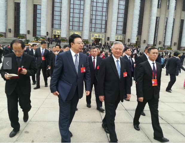 China's ruling party prepares for congress amid anticipated changes