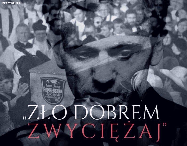 #Popiełuszko