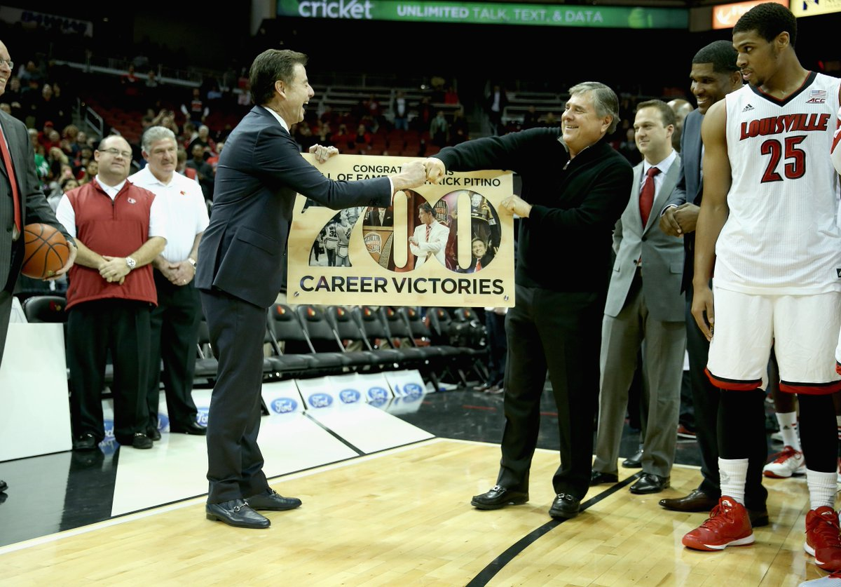 Louisville's longtime athletic director fired amid corruption scandal