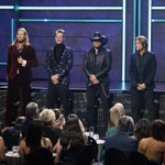 Country stars honor shooting victims at CMT Artists show